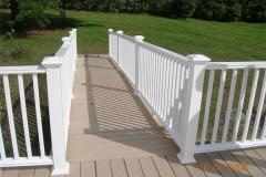 Ithaca access ramp