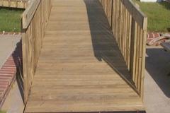Cortland wheelchair ramp