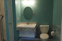 Ithaca accessible bathroom