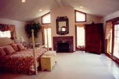 Master bedroom ensuite addition