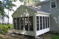 Sunroom exterior
