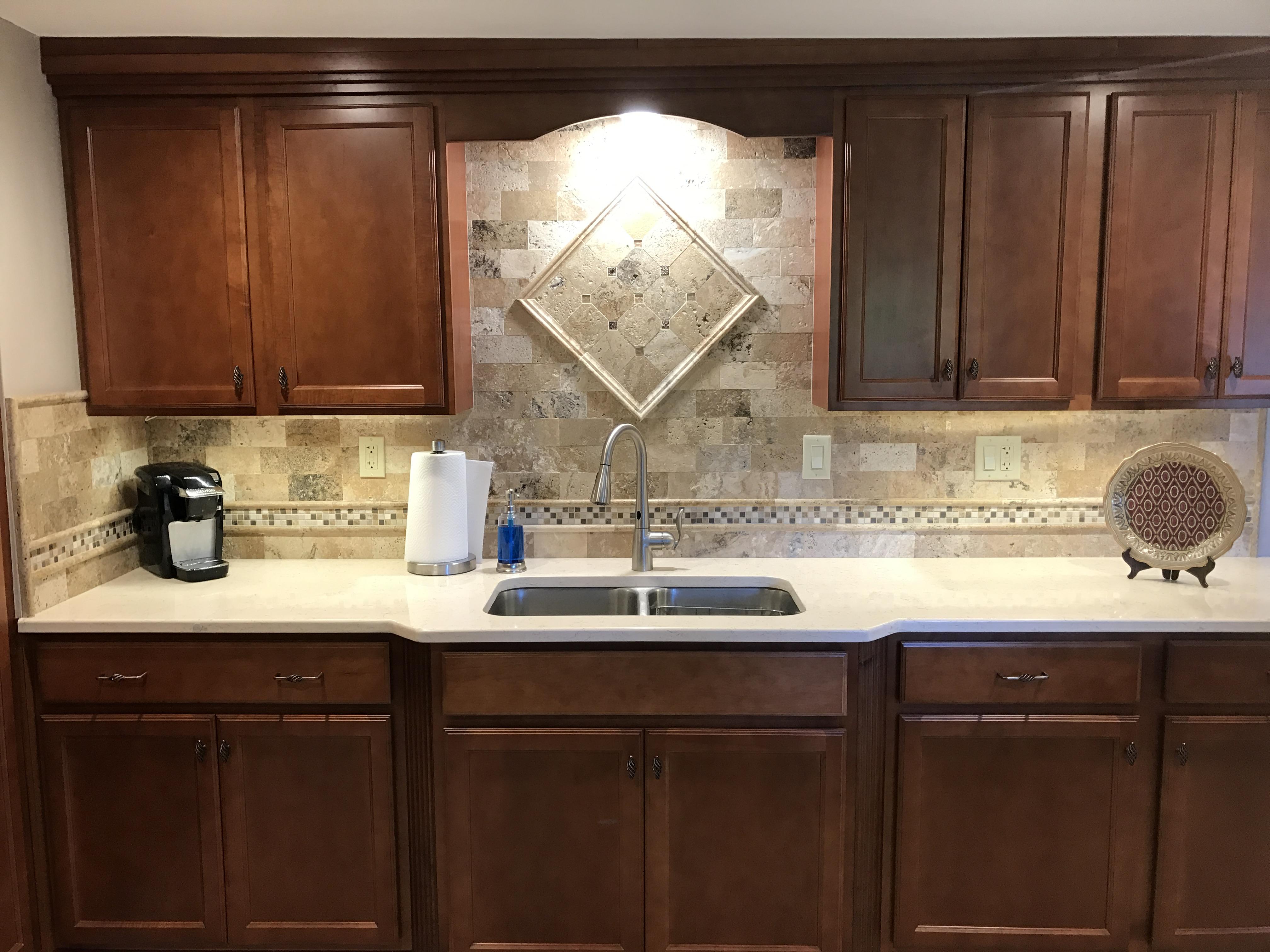 Kitchen & Bath Showroom - Crown Construction Inc.