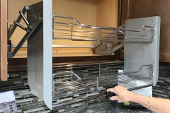 MasterBrand pull down spice rack