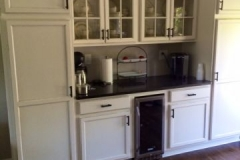 Kitchen finished side