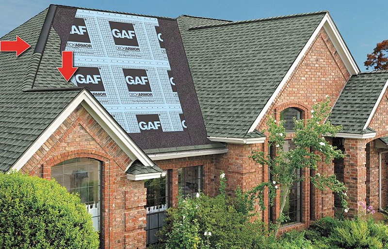 Roofing Designs Gallery Crown Construction Inc