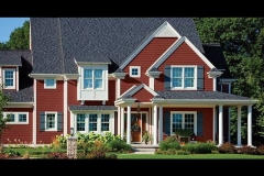 Alside Satinwood Select siding