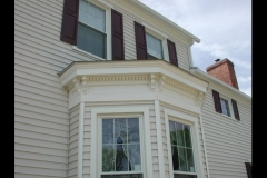 Completed Corbels