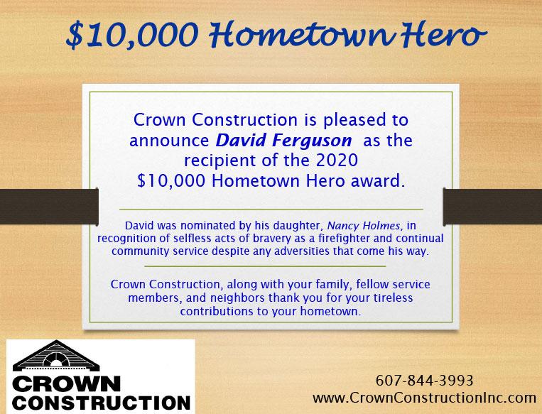 Crown Construction Inc.